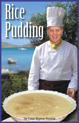 Delicious Rice Pudding now ready-to-eat from Mr. Goudas October 15, 1999