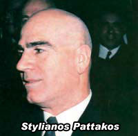 Pattakos became minister of the interior and Makarezos took over the important economic ministry of co-ordination.